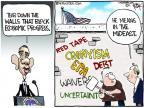 Cartoonist Chip Bok  Chip Bok's Editorial Cartoons 2011-05-24 Environmental Protection Agency