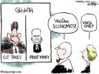 Cartoonist Chip Bok  Chip Bok's Editorial Cartoons 2011-06-17 growth