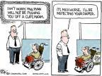 Cartoonist Chip Bok  Chip Bok's Editorial Cartoons 2011-06-28 Massachusetts