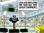 Cartoonist Chip Bok  Chip Bok's Editorial Cartoons 2011-09-06 saint