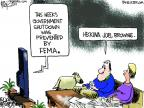 Cartoonist Chip Bok  Chip Bok's Editorial Cartoons 2011-09-27 emergency