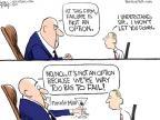 Cartoonist Chip Bok  Chip Bok's Editorial Cartoons 2011-10-13 fail