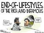 Cartoonist Chip Bok  Chip Bok's Editorial Cartoons 2011-10-20 rich