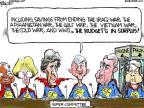 Cartoonist Chip Bok  Chip Bok's Editorial Cartoons 2011-11-14 Afghanistan