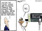 Cartoonist Chip Bok  Chip Bok's Editorial Cartoons 2011-12-13 side
