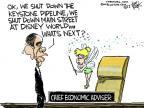 Cartoonist Chip Bok  Chip Bok's Editorial Cartoons 2012-01-22 shut