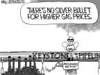 Cartoonist Chip Bok  Chip Bok's Editorial Cartoons 2012-03-15 gas price