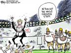 Cartoonist Chip Bok  Chip Bok's Editorial Cartoons 2012-03-21 team sport