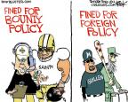 Cartoonist Chip Bok  Chip Bok's Editorial Cartoons 2012-04-10 team sport