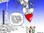 Cartoonist Chip Bok  Chip Bok's Editorial Cartoons 2012-04-13 North Korea