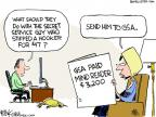Cartoonist Chip Bok  Chip Bok's Editorial Cartoons 2012-04-17 governmental
