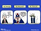 Cartoonist Chip Bok  Chip Bok's Editorial Cartoons 2012-05-16 taxation