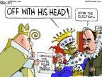 Chip Bok  Chip Bok's Editorial Cartoons 2012-05-30 2012 election religion