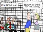 Chip Bok  Chip Bok's Editorial Cartoons 2012-08-29 2012 political convention