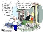 Chip Bok  Chip Bok's Editorial Cartoons 2012-09-06 2012 election economy