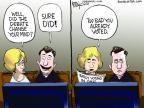 Chip Bok  Chip Bok's Editorial Cartoons 2012-10-05 2012 debate
