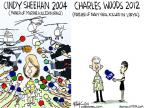 Cartoonist Chip Bok  Chip Bok's Editorial Cartoons 2012-11-01 armed forces