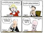 Cartoonist Chip Bok  Chip Bok's Editorial Cartoons 2012-11-07 2012 election