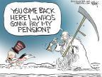 Cartoonist Chip Bok  Chip Bok's Editorial Cartoons 2012-12-31 2013