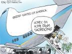 Cartoonist Chip Bok  Chip Bok's Editorial Cartoons 2013-01-02 golf