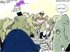 Cartoonist Chip Bok  Chip Bok's Editorial Cartoons 2013-03-07 stand