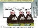 Cartoonist Chip Bok  Chip Bok's Editorial Cartoons 2013-03-13 field