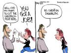 Cartoonist Chip Bok  Chip Bok's Editorial Cartoons 2013-04-05 get well