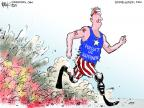 Cartoonist Chip Bok  Chip Bok's Editorial Cartoons 2013-04-16 race