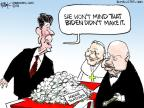 Cartoonist Chip Bok  Chip Bok's Editorial Cartoons 2013-04-17 die
