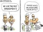 Cartoonist Chip Bok  Chip Bok's Editorial Cartoons 2013-05-31 review