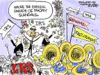 Cartoonist Chip Bok  Chip Bok's Editorial Cartoons 2013-07-26 political scandal