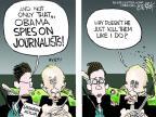 Cartoonist Chip Bok  Chip Bok's Editorial Cartoons 2013-08-02 assassination