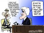 Cartoonist Chip Bok  Chip Bok's Editorial Cartoons 2013-08-07 shut