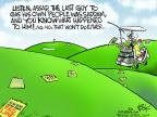 Cartoonist Chip Bok  Chip Bok's Editorial Cartoons 2013-08-23 know