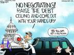 Cartoonist Chip Bok  Chip Bok's Editorial Cartoons 2013-09-20 debt