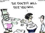 Cartoonist Chip Bok  Chip Bok's Editorial Cartoons 2013-10-05 open