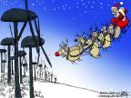 Cartoonist Chip Bok  Chip Bok's Editorial Cartoons 2013-12-18 wind