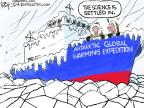 Cartoonist Chip Bok  Chip Bok's Editorial Cartoons 2014-01-04 global warming
