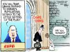 Cartoonist Chip Bok  Chip Bok's Editorial Cartoons 2014-01-28 federal court