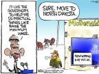 Chip Bok  Chip Bok's Editorial Cartoons 2014-02-25 $15