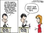 Cartoonist Chip Bok  Chip Bok's Editorial Cartoons 2014-03-15 political scandal