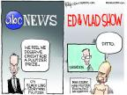 Cartoonist Chip Bok  Chip Bok's Editorial Cartoons 2014-04-19 wing