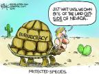 Cartoonist Chip Bok  Chip Bok's Editorial Cartoons 2014-04-25 environmental protection