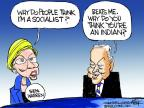 Cartoonist Chip Bok  Chip Bok's Editorial Cartoons 2014-05-15 native