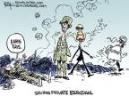 Cartoonist Chip Bok  Chip Bok's Editorial Cartoons 2014-06-06 strategy