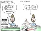 Cartoonist Chip Bok  Chip Bok's Editorial Cartoons 2014-06-18 division