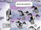 Cartoonist Chip Bok  Chip Bok's Editorial Cartoons 2014-06-27 division