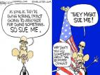 Cartoonist Chip Bok  Chip Bok's Editorial Cartoons 2014-07-12 apologize