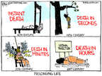 Cartoonist Chip Bok  Chip Bok's Editorial Cartoons 2014-07-31 life