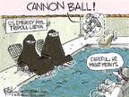 Cartoonist Chip Bok  Chip Bok's Editorial Cartoons 2014-09-06 ball